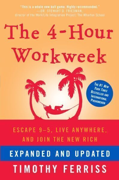 The 4-Hour Week by Timothy Ferriss