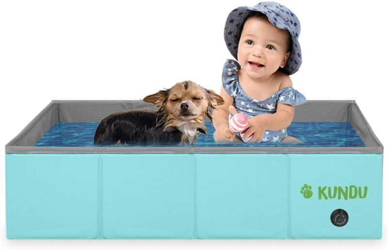Kundu Pets & Kids Outdoor Pool/Bathing Tub – Best for your kids and pets