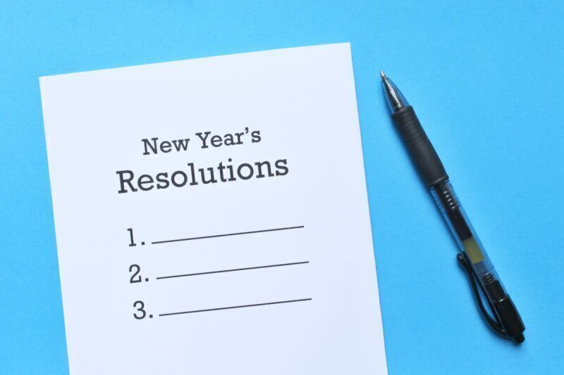 How to plan your New Year resolution?